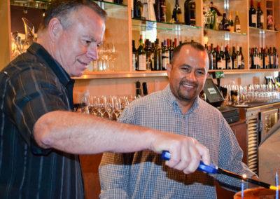 Main Street Wine Company Dann & Jaime